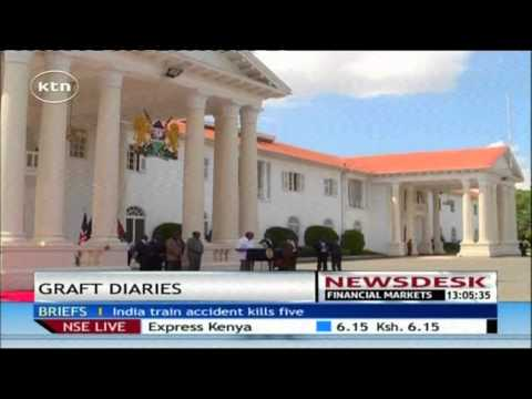 Graft Diaries: The State House petrol station that never was
