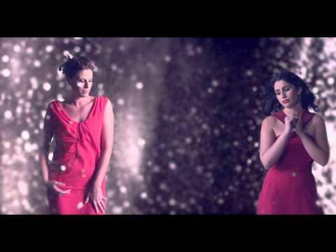 Radics Gigi, Wolf Kati, Oroszlán Szonja - A Szív Dala | Pirosban A Nőkért (Official Video)