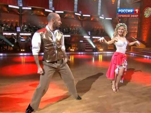 Глюк'oZa и Евгений Папунаишвили - самба