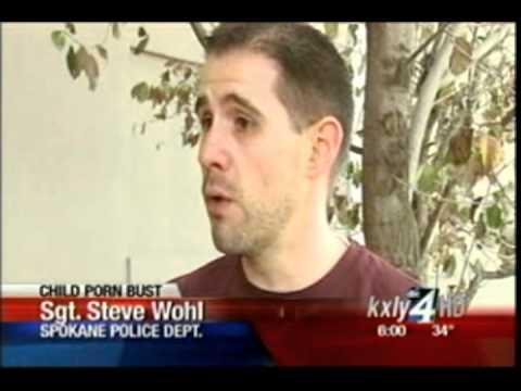 Spokane police arrested registered sex offender Charles Ebner on new child ...