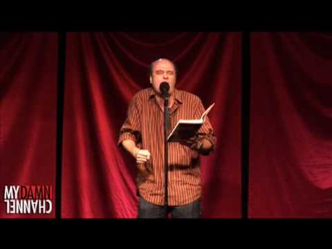 Celebrity Autobiography - Scott Adsit Reads David Hasselhoff