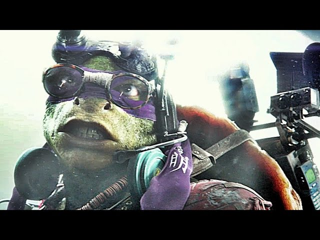 TEENAGE MUTANT NINJA TURTLES | Trailer #3 deutsch german [HD]