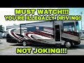 You're ILLEGALLY driving & towing your Class A or C Motorhome! Must watch!