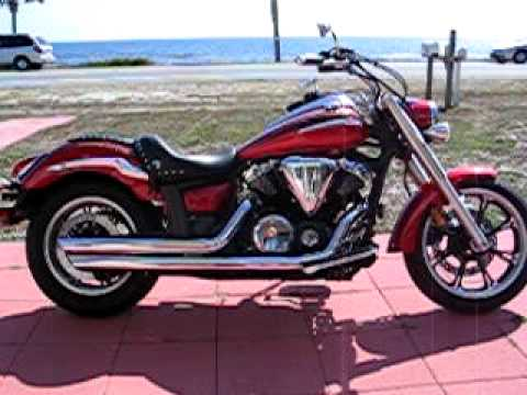 V Star 950 Cobra Slashdown Exhaust, Cobra Fi2000R Video