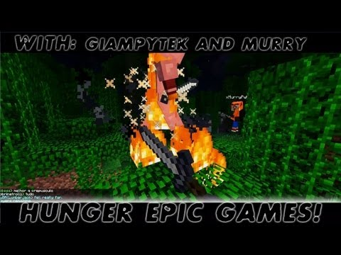 HUNGER EPIC GAMES