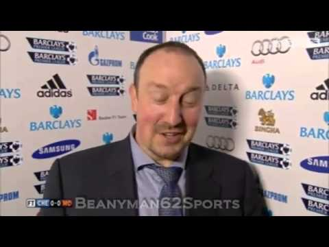 Geoff Shreeves Tells Rafa Benitez That The Chelsea Fans Hate Him After His First Game In Charge