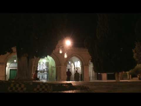 REAL Fajr Athan in Al-Quds: Masjid Al-Aqsa RECORDED LIVE