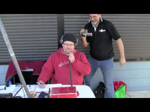 Amateur Radio Field Day with members of WANSARC Melbourne, Australia 2010