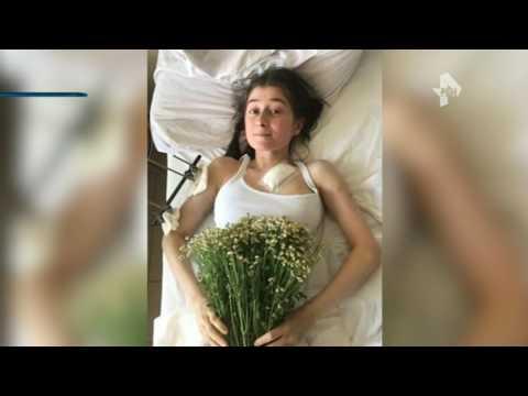 Москвич разыскивает водителя КамАЗа, искалечившего его дочь
