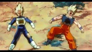 Saitama vs Goku and Vegeta [ONE PUNCH MAN Dragon ball z Parody]