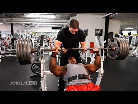 Chest Workout - Brandon Curry Unleashed - Season 2 - EP4 - Road to The Olympia 2011