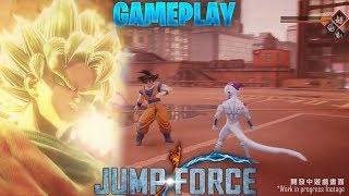 JUMP FORCE GAMEPLAY ESPAÑOL    El MEJOR JUEGO CROSSOVER de ANIME    Jump Force Unite to Fight
