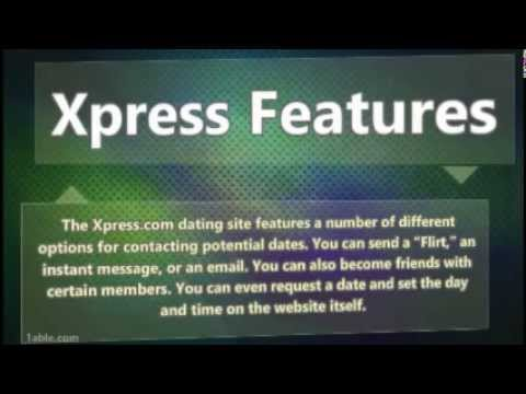 Xpress dating website review