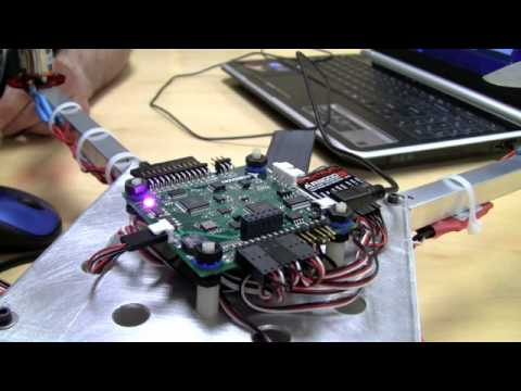 Basic Quadcopter Tutorial - Chapter 7 - Firmware