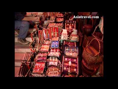 Night Market Chiang Mai, Thailand by Asiatravel.com