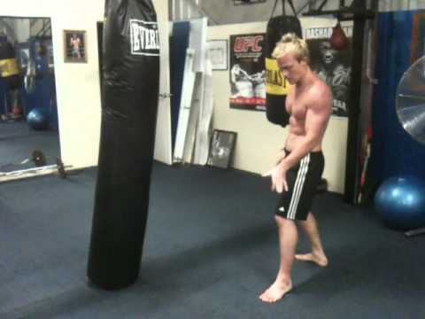 KICKBOXING TIPS for Leg Kicks Image 1