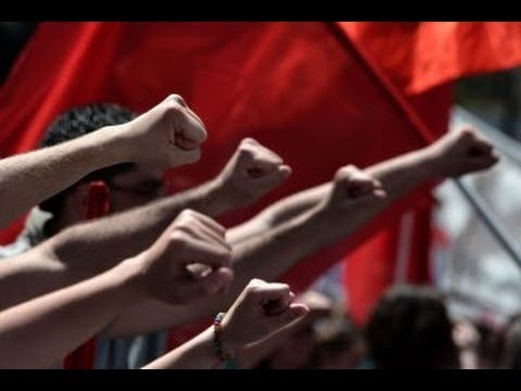 Disturbing - Greek Neo-Fascists, Racists Gaining Power