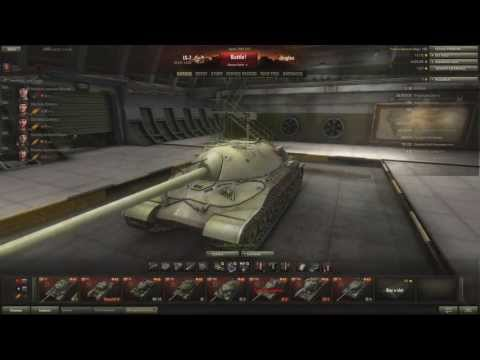 World of Tanks - IS-7 Tier 10 Heavy Tank