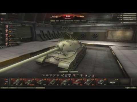World of Tanks - IS-7 Tier 10 Heavy Tank