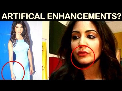 Priyanka Chopra, Shahid Kapoor, Deepika Padukone & Anushka Sharma's Artifical Enhancements video