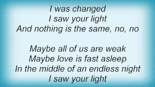 Watch Lee Ann Womack I Saw Your Light video
