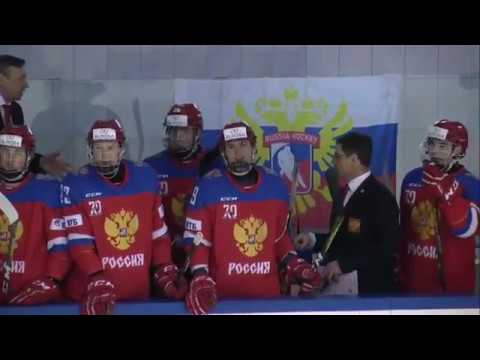 Apr 17, 2017 5Nations U17: Russia 5-4OT Sweden