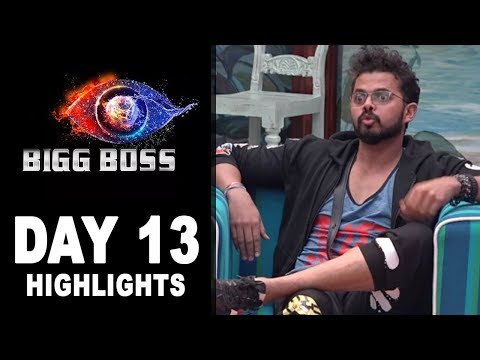 Bigg Boss 12 Day 13 Highlights | Salman Khan | Sreesanth | September 27