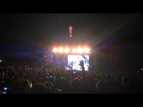 "Zedd LIVE at Bonnaroo 2014 Saturday ""Which Stage"" Manchester, TN"