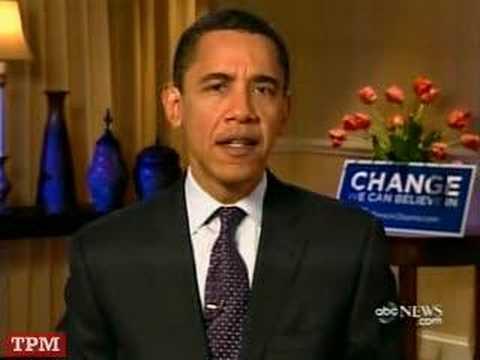 Obama Resonds to Bill Clinton's Jesse Jackson Comment