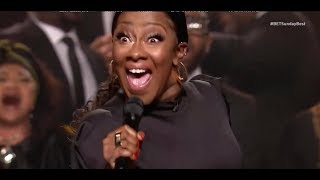 Sunday Best | Le'Andria Johnson Sings Deliver Me | Donald Lawrence & the Tri-City Singers (Reaction)