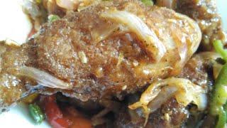 Chilli Chicken Recipe by Meenakshi (First Non-Veg Recipe)
