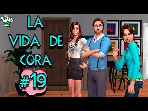Los Sims 2 | La vida de Cora | Cap. 19 El sim invisible! XD