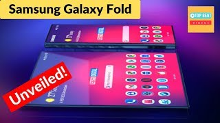 Watch Samsung Unveil the Samsung Galaxy Fold | Samsung Foldable Phone Original Video