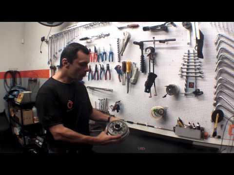Suzuki V-Strom como resolver a trepidação e ruído na embreagem