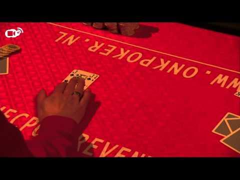 ROYAL FLUSH op finale tafel tijdens Kick-off ONK poker 2015