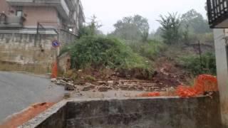 Speciale News-Nubifragio a S.M.In Lamis-5.9.2014