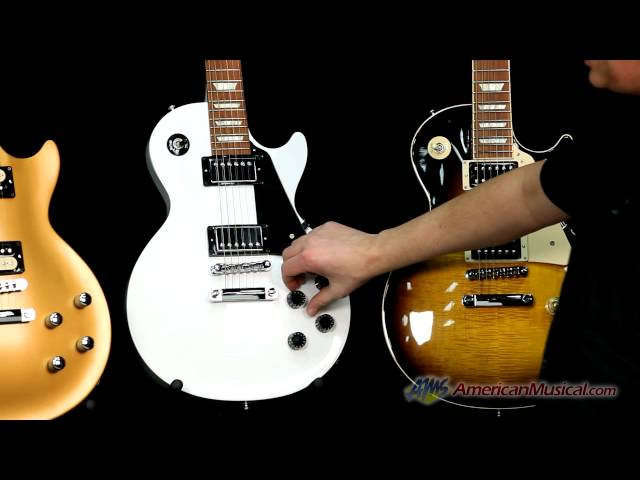 Gibson Les Paul Buyer's Guide for 2013 Guitars - Gibson Les Paul 2013