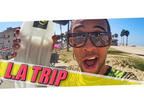 My CRAZY L.A Trip! :D | Simon Desue ♛