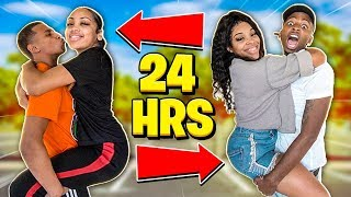 SWITCHING GIRLFRIENDS WITH RUNIK FOR 24 HOURS!! Went Terrible