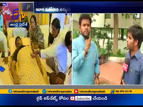 Kadapa Steel Plants | TDP MPs at Delhi | An Interview with MP Rammohan Naidu