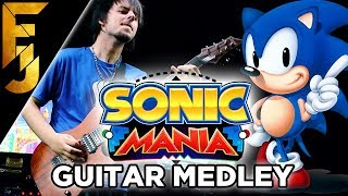 Sonic Mania Guitar Medley | FamilyJules