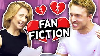 WE READ SMOSH FANFICTION (Squad Vlogs)
