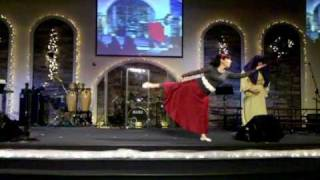 A Baby changes everything liturgical dance/skit