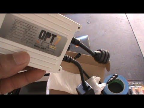 Ebay HID Kit OPT7 ac 8k for low's & fogs