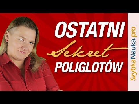 Ostatni Sekret Poliglotów - Prosty TRIK Do Nauki Języka, O Którym NIKT Nie Mówi...