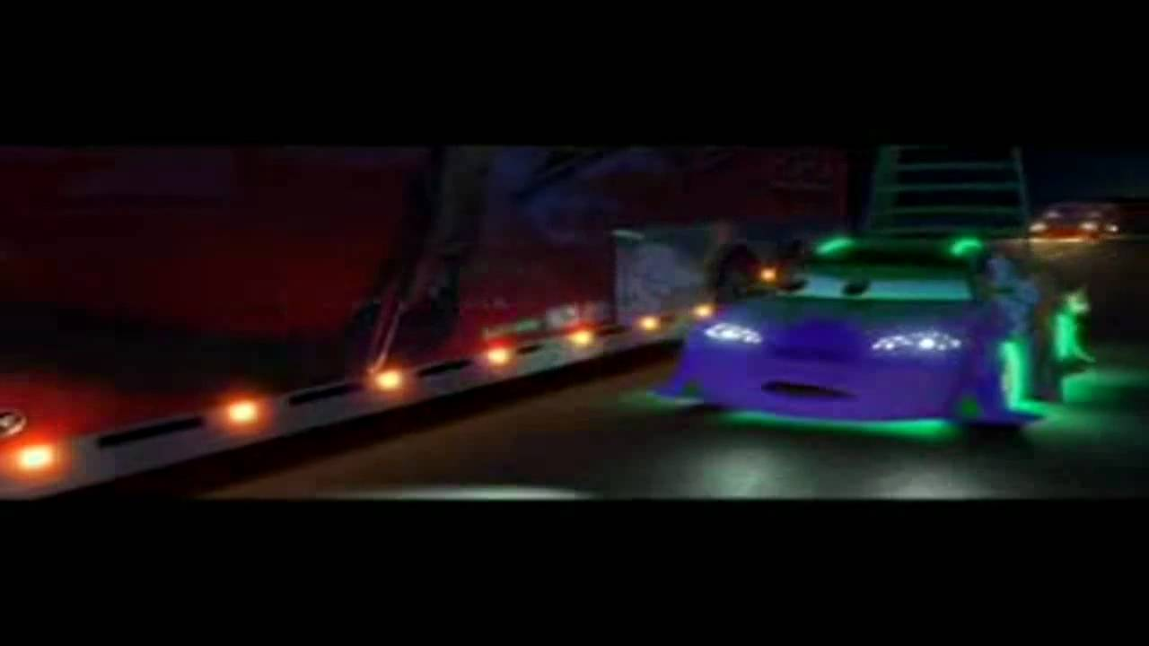 Cars Disney Dj Boost Snot Rod And Wingo Tuner Cars