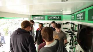 Hitachi 5.0Ah batteries at Bedford College