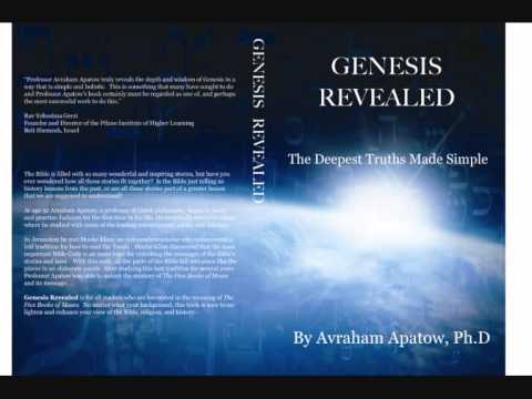 Genesis Revealed The Code For Understanding Genesis