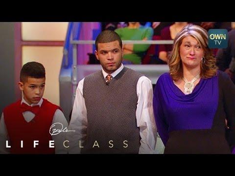 Can a Single Mom Teach Her Son How to Be a Man? | Oprah's Lifeclass | Oprah Winfrey Network