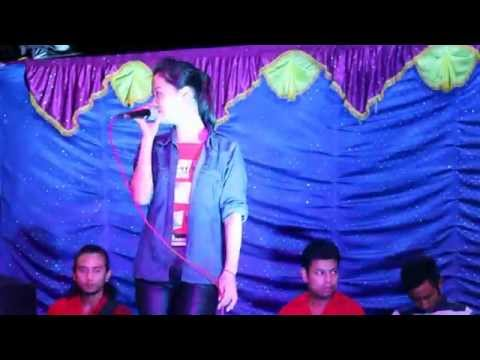 Manipuri Latest Songs 2014 - Nangi Wangang (hd) || Susmita Performing Live On Stage video